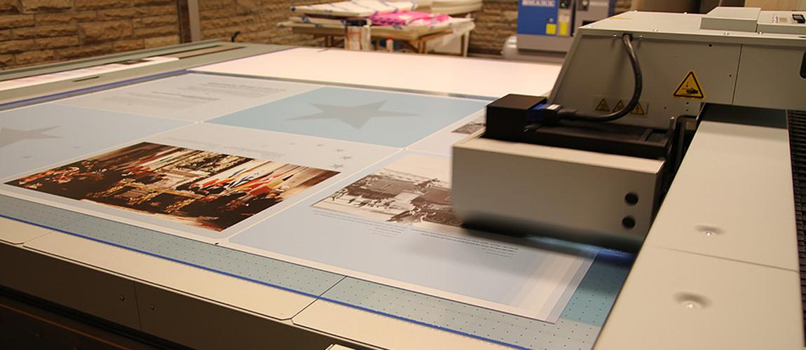 Flatbedprinter